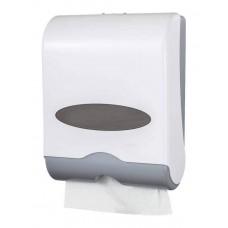 Диспенсер для бумажных полотенец Z-сложения, пластик