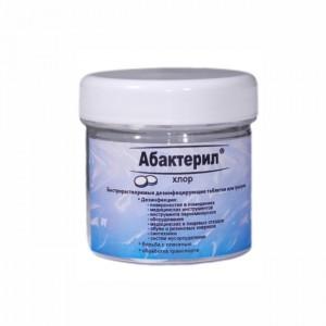 Абактерил-Хлор (таблетки №300), 1кг