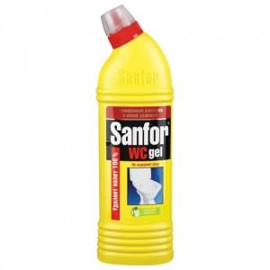 "Чистящее средство для туалета ""Sanfor"""
