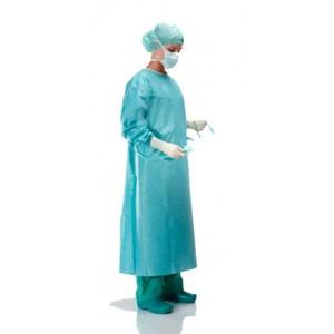 Халат хирургический стерильный (рукав на манжете)