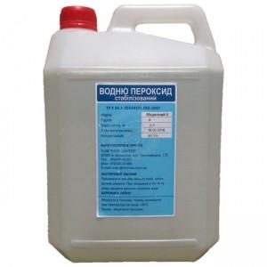 Перекись водорода 11.4 кг